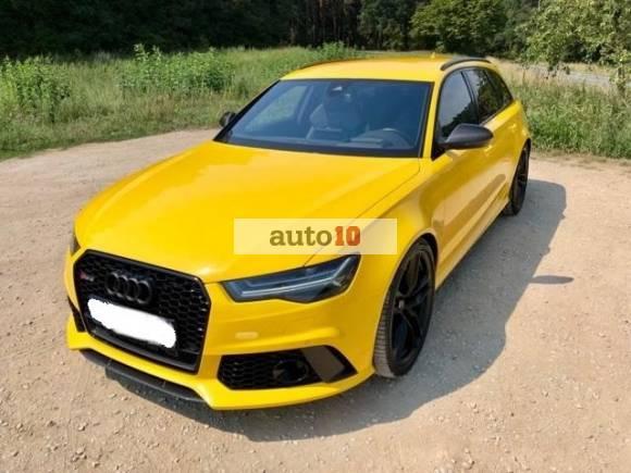 Audi RS6 Avant Matrix