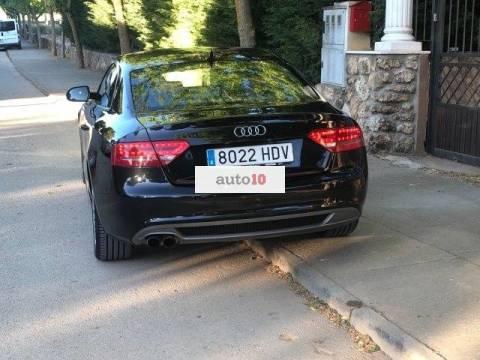 Audi A5 Coupé 2.0 TFSI 211