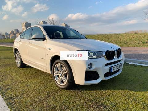 Bmw X4 xDrive 20dA PACK M
