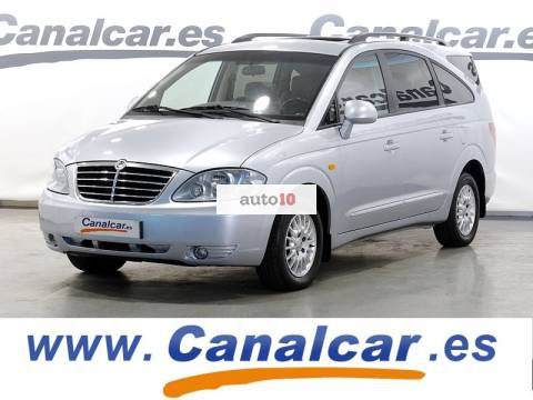 SsangYong Rodius 270 XDI Limited Auto 7 plazas