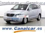 SsangYong Rodius 270 XDI Limited Auto 7 plazas