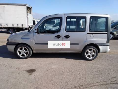 FIAT DOBLO PANORAMA 1.9 JTD 105 CV DOBLE PUERTA LATERAL.