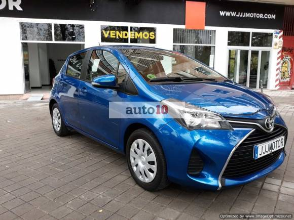 TOYOTA YARIS 100 MULTIDRIVE ACTIVE