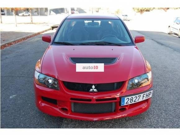 Mitsubishi Lancer Evolution 2.0T GSR