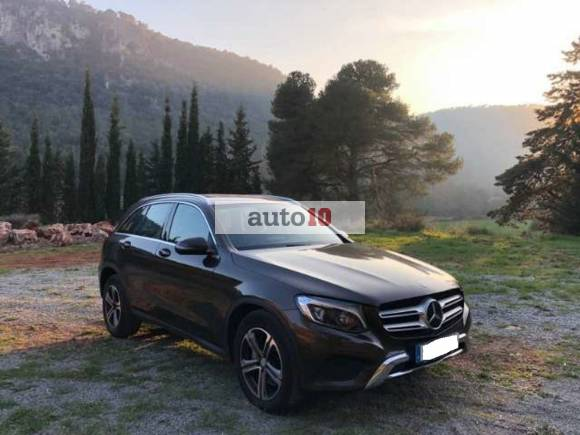 Mercedes-Benz GLC 220 d 4Matic Aut