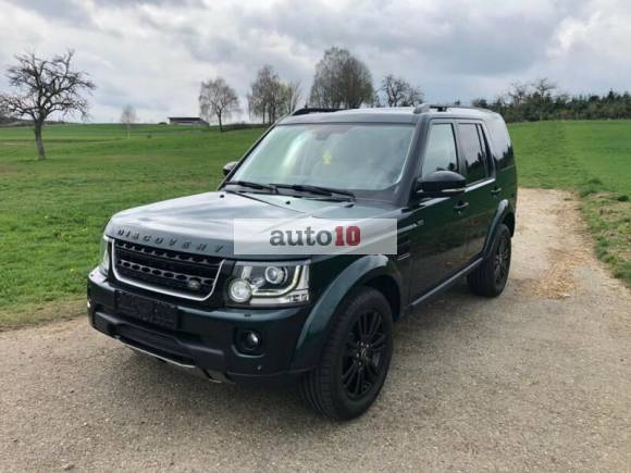 Land Rover Discovery 4 SDV6 HSE