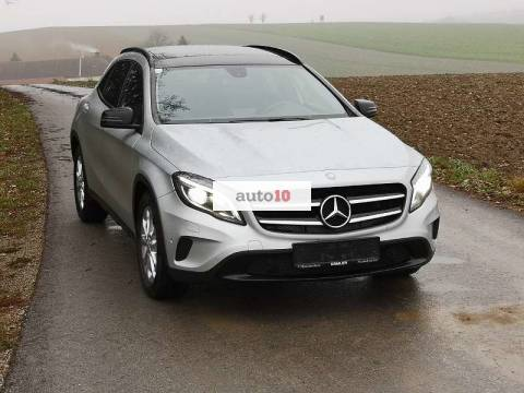Mercedes-Benz GLA 220 CDI 4MATIC Aut.