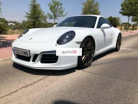 Porsche 991 Carrera GTS Coupé Coupé