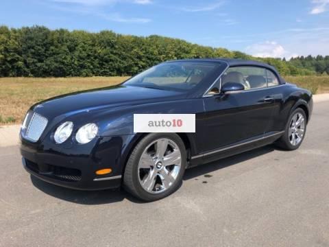 Bentley Continental GTC Cabrio