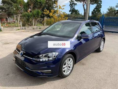 Volkswagen Golf 1.6 TDI 115CV DSG 5p. Business Blue