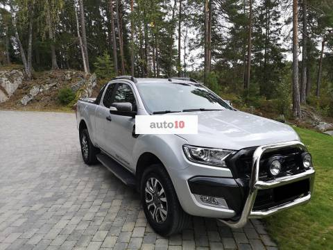 Ford Ranger Rap Cab Wildtrak 3.2 TDCi
