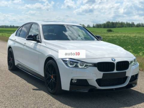 BMW 328i xDrive M pack LED