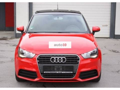 2014 Audi A1 Sportback Attraction