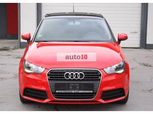 2014 Audi A1 Sportback Attraction