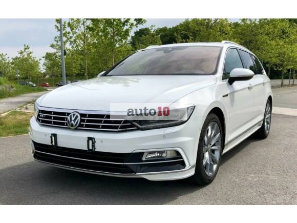Volkswagen Passat Variant 2.0 TDI SCR 4Motion DSG