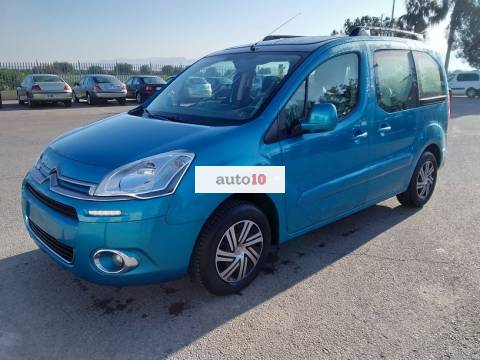 CITROEN BERLINGO MULTISPACE 1.6 HDI 90 CV con techo panoramico.
