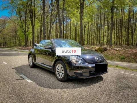 Volkswagen New Beetle 1.2 TSI Design BlueM