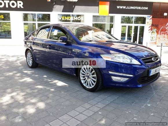 FORD MONDEO 2.0TDCI 140cv LIMITED EDITION