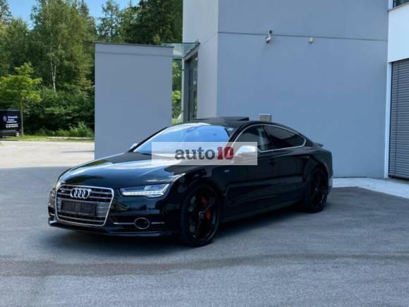 Audi S7 Massage