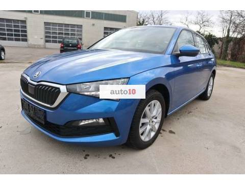 Skoda Scala Ambition 1.0l TSI