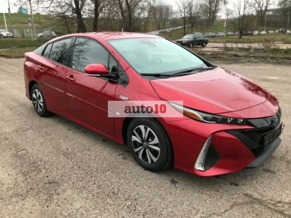 Toyota Prius Plug-in Hybrid Comfort