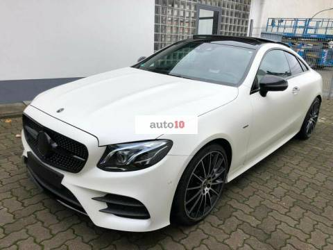 Mercedes-Benz E 400 4Matic Coupe 9G-TRONIC Edition 1 AMG