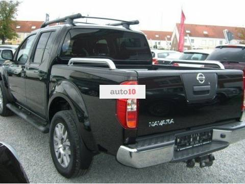 Nissan Navara Pick Up 3,0 D V6