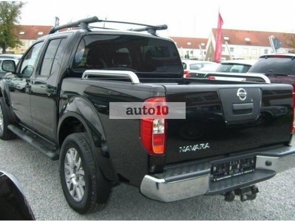 Nissan Navara Pick Up 3,0 D V6