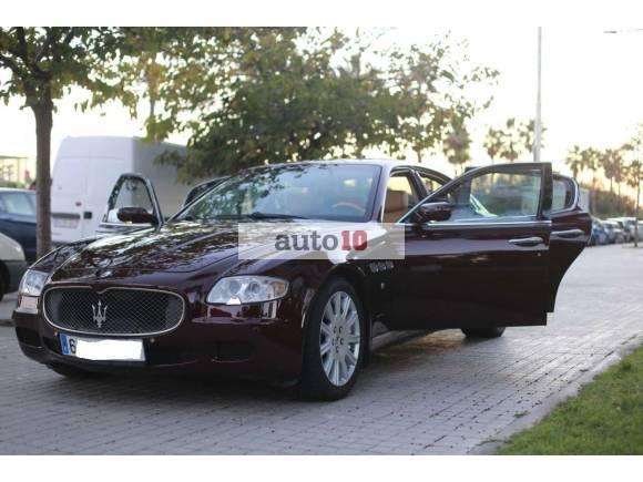 Maserati Quattroporte 4.2 Sport GTS Aut