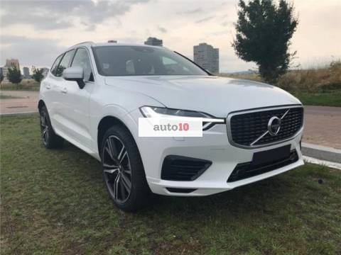 Volvo XC60 T8 Twin R-Design 392cv