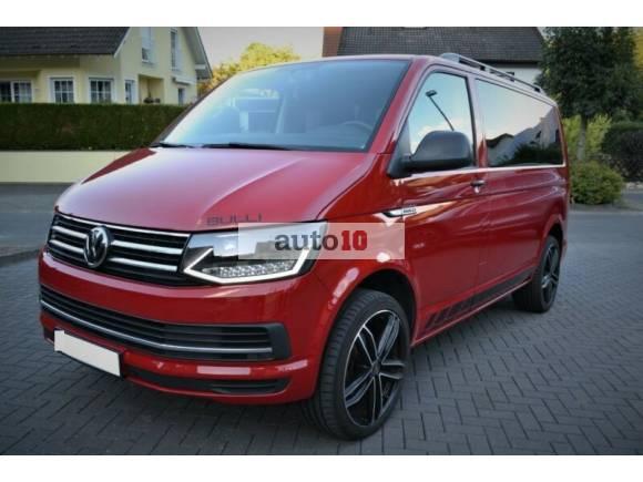 Volkswagen Multivan Bulli Edition Red Black Euro