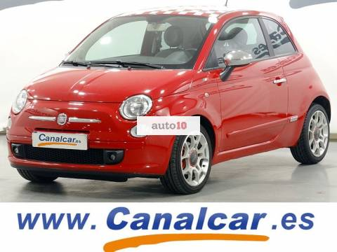 Fiat 500 1.4 Sport 100CV