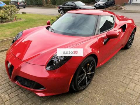 Alfa Romeo 4C 1.8 TBi