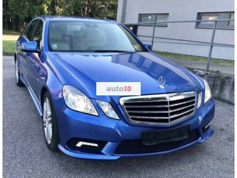 Mercedes-Benz E 250 CGI BlueEFFICIENCY Automatik Elegance AMG