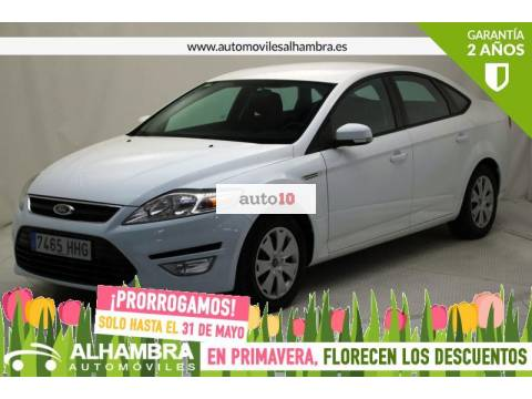Ford Mondeo 1.6 TDCI 115 ECONETIC TREND 4P