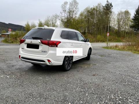 Mitsubishi Outlander Instyle+ 2.0