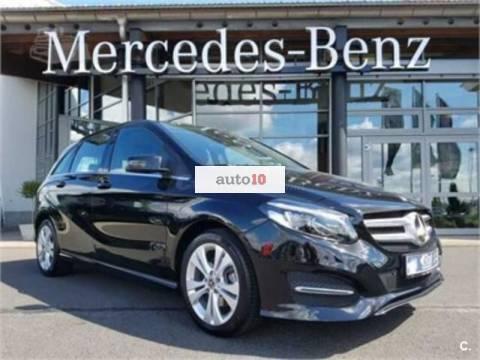 Mercedes-Benz B200 BlueEfficiency 156cv 2012 gasolina