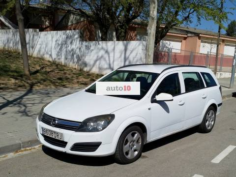 Opel Astra 1.7 CDTI SW