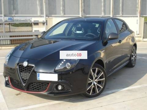 Alfa Romeo Giulietta 2.0 JTDM Sprint Speciale