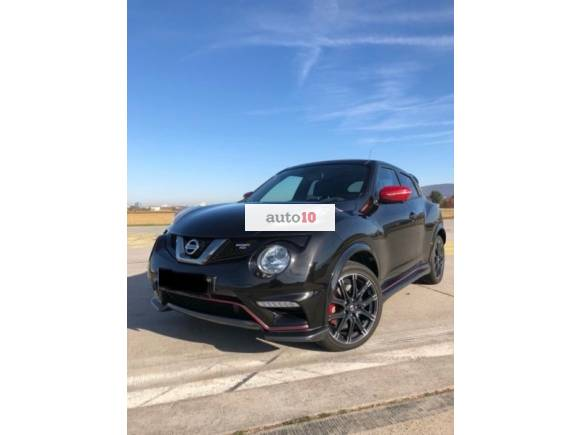 Nissan Juke 1.6 DIG-T ALL-MODE 4x4i