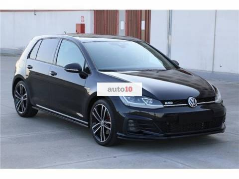 Volkswagen Golf GTD 2.0 TDI DSG BlueMotion