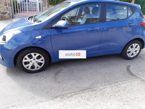 Hyundai I10 TECNO PLUS BE