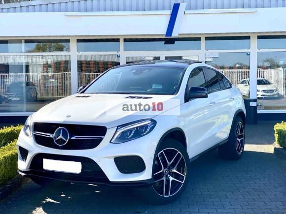 Mercedes-Benz GLE 350 d 4M COUPE AMG