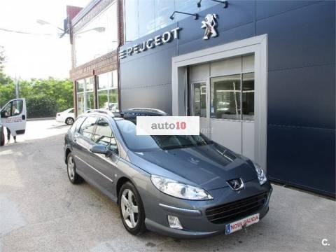 Peugeot 407 de segunda mano en pontevedra - Segunda mano casas pontevedra ...