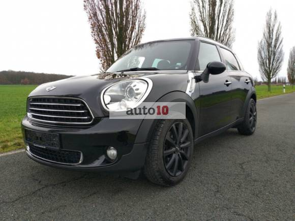 Mini Cooper D Countryman All4 Aut.