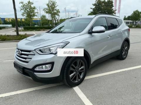 Hyundai Santa Fe 2.2 CRDI 4WD Automatik Premium