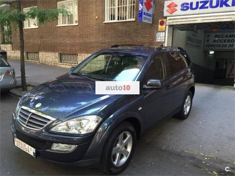 SSANGYONG KyronMadrid