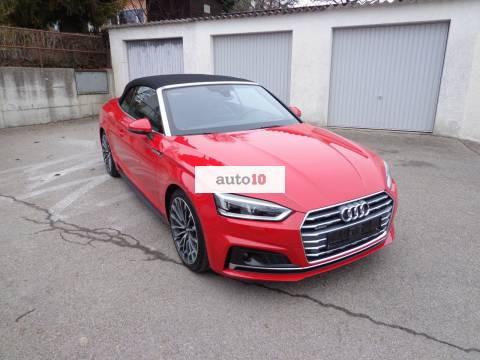 Audi A5 Cabrio sport 2.0 TFSI  quattro