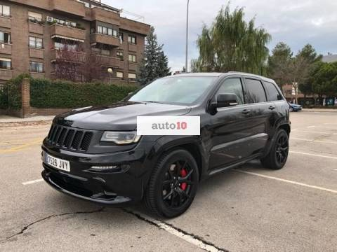 Jeep Grand Cherokee 6.4 V8 Hemi SRT Night