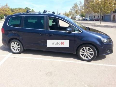 SEAT Alhambra 2.0 TDI 140 CV EEcomotive Reference